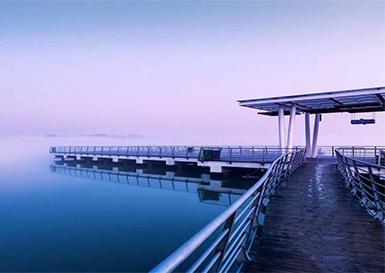 淮安白马湖景区