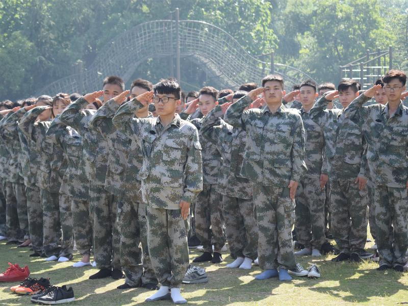 军训执行力拓展课程