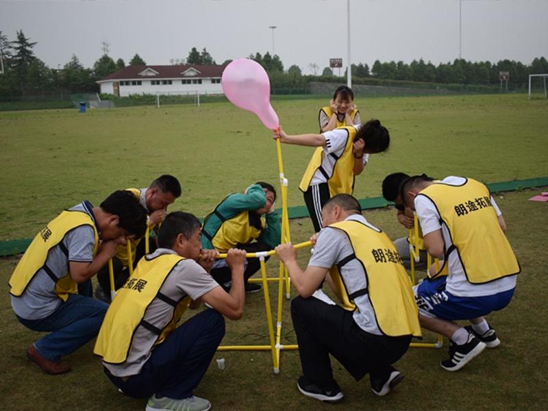 连云港管理团队拓展课程